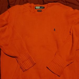 Polo Ralph Lauren and Tommy Hilfiger sweaters
